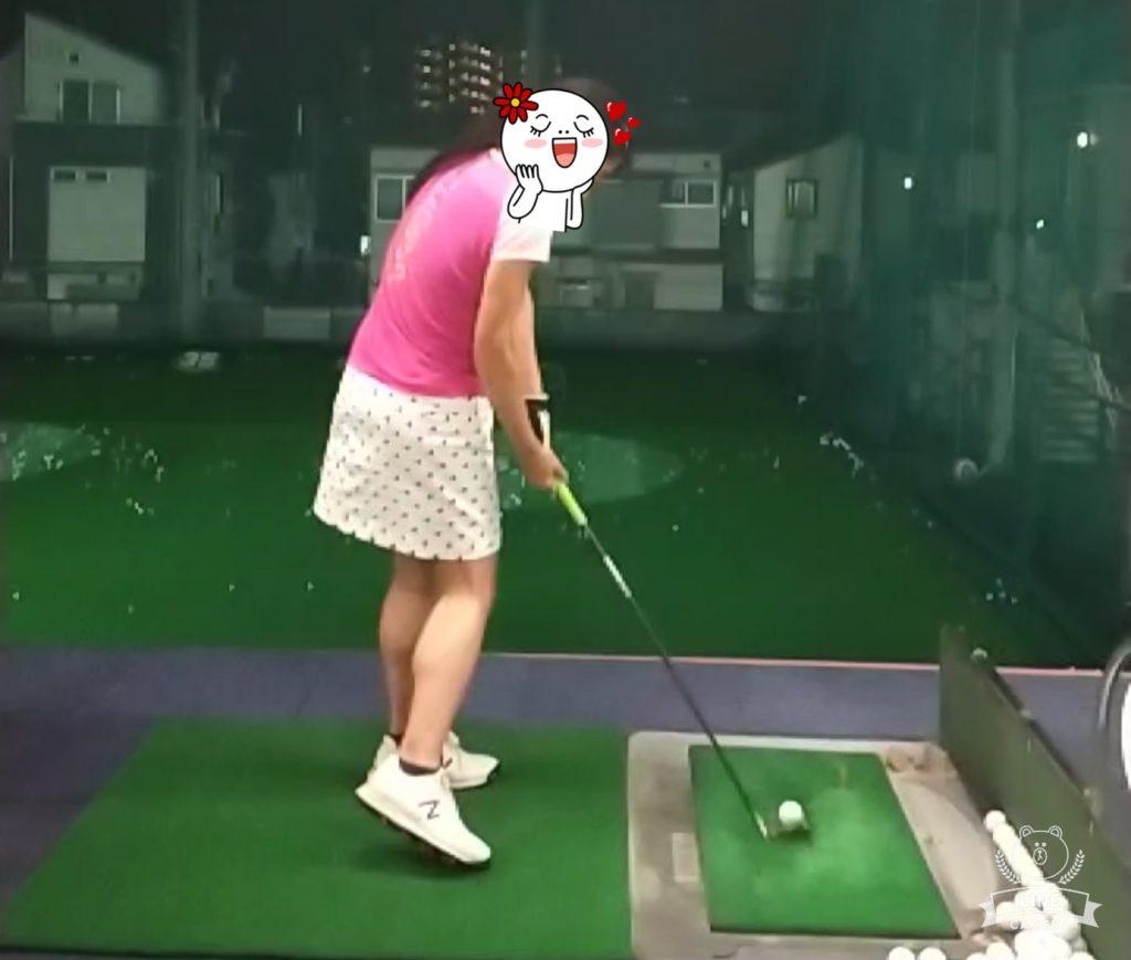 Golf Swing on 16/9/2020