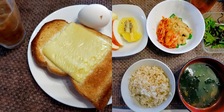Improve nutrition of breakfast