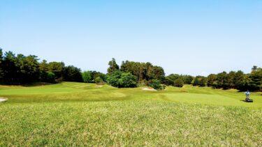 【ホームコースでゴルフ】4月月例競技のスコア記録 雨上がりのバンカー苦戦&追加ハーフでRTベスト更新